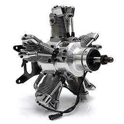 Click here to learn more about the Saito Engines FG-73R5 73cc 5-Cylinder 4-Stroke Gas Radial Engine.