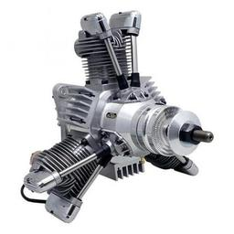 Click here to learn more about the Saito Engines FG-90R3 90cc 3-Cylinder Gasoline Radial Engine.