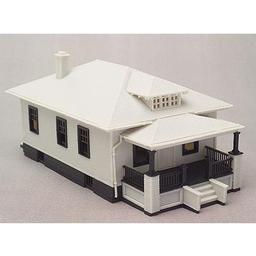 RCSlot - N Scale Buildings - Plastic Kit