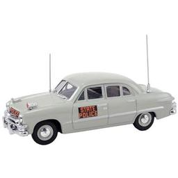 Click here to learn more about the M.T.H. Electric Trains 1:43 Die-cast 1950 4-Door Sedan, NY State Police.