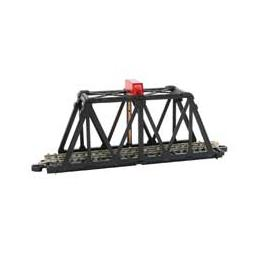 Click here to learn more about the Bachmann Industries N,E-Z Track Blinking Bridge.