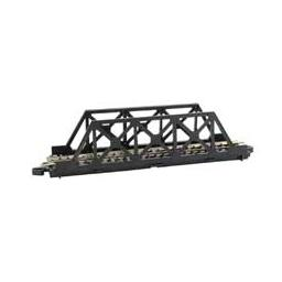 Click here to learn more about the Bachmann Industries N,E-Z Track Truss Bridge.