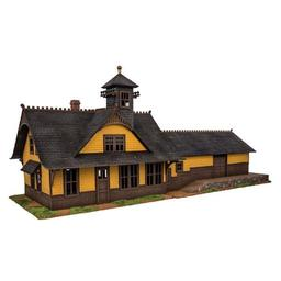Click here to learn more about the Lionel O KIT Rico Station.