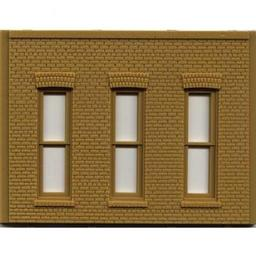 Click here to learn more about the Woodland Scenics O DPM Rectangular Window Wall (2).