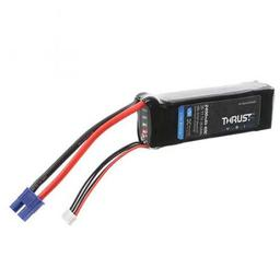 Click here to learn more about the E-flite Thrust VSI 11.1V 2400mAh 3S 40C LiPo Battery.