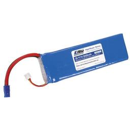 Click here to learn more about the E-flite 3200mAh 3S 11.1V 20C LiPo, 13AWG EC3.