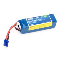 Click here to learn more about the E-flite 4400mAh 6S 22.2V 30C LiPo, 10AWG EC5.