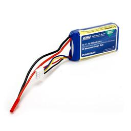 Click here to learn more about the E-flite 450mAh 3S 11.1V 50C LiPo, 18AWG JST.