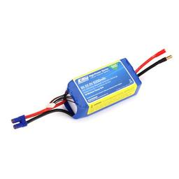 Click here to learn more about the E-flite 5000mAh 6S 22.2V 50C LiPo, 10AWG EC5.