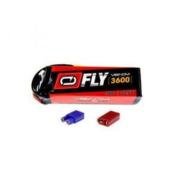 Click here to learn more about the Venom 3600mAh 6S 22.2V 30C LIPO , UNI 2.0.