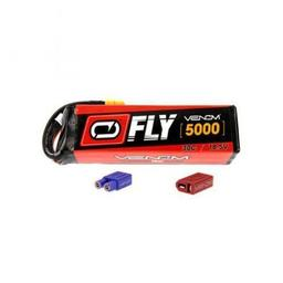 Click here to learn more about the Venom 5000mAh 5S 18.5V 30C LIPO , UNI 2.0.