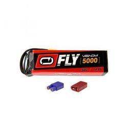 Click here to learn more about the Venom 5000mAh 4S 14.8V 50C LIPO , UNI 2.0.