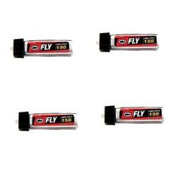 Click here to learn more about the Venom 150mAh 1S 3.7V 30C LiPO 4 Pack, JST,MCX.