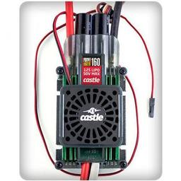 Click here to learn more about the Castle Creations Phoenix Edge HVF 160-Amp 50V ESC w/Fan.