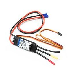 Click here to learn more about the E-flite ESC: 64mm EDF 40A.