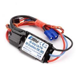 Click here to learn more about the E-flite 40-Amp Lite Pro Switch-Mode BEC Brushless ESC (V2).