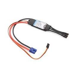 Click here to learn more about the E-flite 40 AMP Brushless ESC.