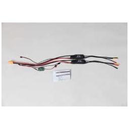 Click here to learn more about the FMS 80A ESC: Pred 80A BEC 8A  A-10 V2 70mm EDF   XT90.