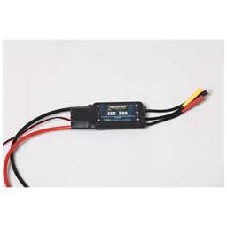 Click here to learn more about the FMS 80A ESC:  Predator 80A ESC 5A SEBC   XT90.