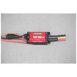 Click here to learn more about the FMS 90A ESC: Predator 90A HV ESC  8A SBEC  XT90.