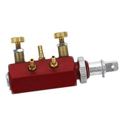 Click here to learn more about the Robart Manufacturing Air Control Valve,Variable (Red).