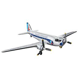 "Click here to learn more about the Flyzone Micro Douglas DC-3 Airliner EP RTF 23""."