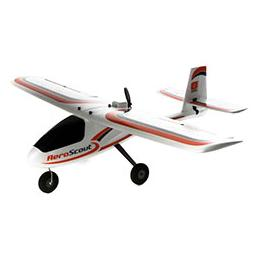 Click here to learn more about the HobbyZone AeroScout S 1.1m RTF.
