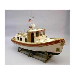 Click here to learn more about the Dumas Products, Inc. The Lord Nelson Victory Tugboat.