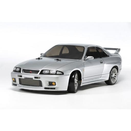 Tamiya America, Inc Nissan Skyline GT-R R33, 4WD On Rd, TT-02D Kit