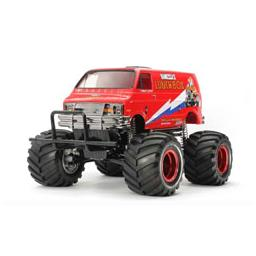 Click here to learn more about the Tamiya America, Inc 1/12 Lunch Box Red Edition Kit.