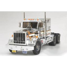 Click here to learn more about the Tamiya America, Inc 1/14 King Hauler Special Metallic Semi Kit.