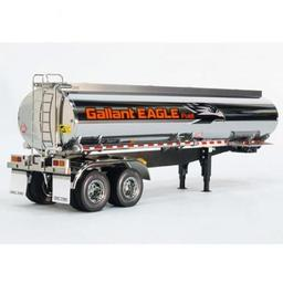 Click here to learn more about the Tamiya America, Inc Fuel Tank Trailer: 1/14 Semi Truck.