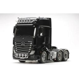 Click here to learn more about the Tamiya America, Inc 1/14 Mercedes-Benz Actros 3363 6x4.