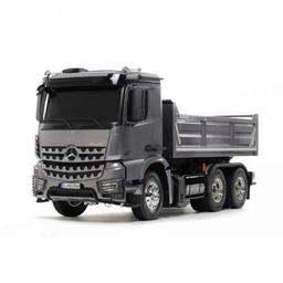 Click here to learn more about the Tamiya America, Inc 1/14 Mercedes-Benz Arocs 3348 6x4 Tipper Truck.