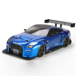 Click here to learn more about the Vaterra 2012 Nissan GTR GT3 V100-C 1/10th RTR.