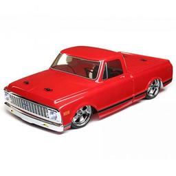 Click here to learn more about the Vaterra 1/10 1972 Chevy C10 Pickup Trk V-100S,RED:4WD RTR.