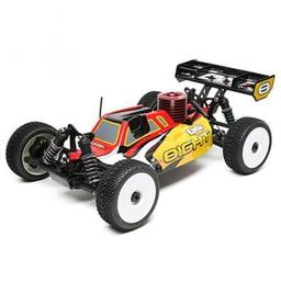 Click here to learn more about the Losi 8IGHT Nitro RTR: 1/8 4WD Buggy.
