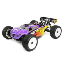 Click here to learn more about the Losi 8IGHT-T Nitro RTR: 1/8 4WD Truggy.