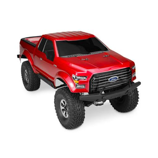 JConcepts, Inc. 2016 Ford F150 Clear Trail, Scaler Body : Vaterra