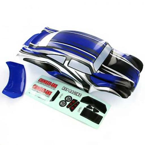 Redcat Racing 1/10 Baja Body Blue and Black: Volcano Epx/Epx Pro