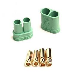 Click here to learn more about the Castle Creations 4MM POLARIZED BULLET CONN SET.