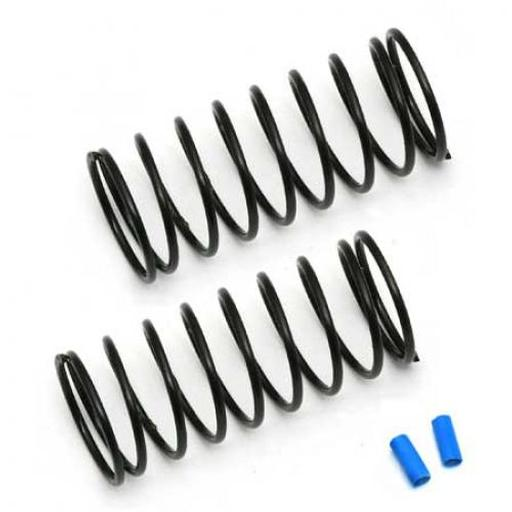 Team Associated FT 12mm Front Springs, blue, 3.60 lb