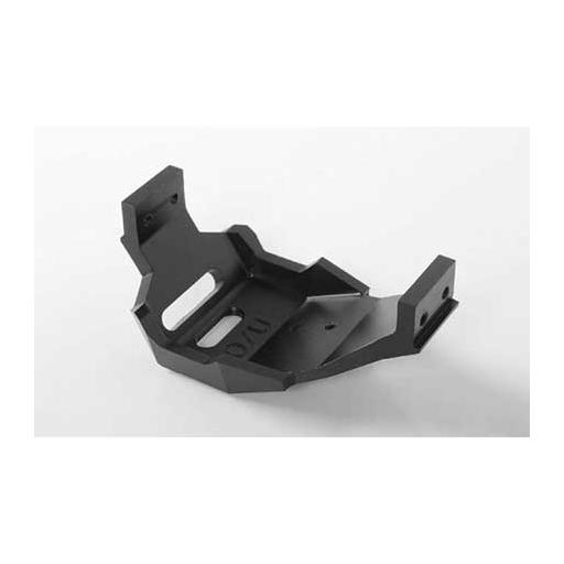 RC4WD (O/D TC) Low Profile Delrin Skid Plate: TF2 SWB