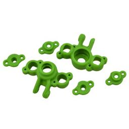 Click here to learn more about the RPM Axle Carriers, Green: 1/16 TRA.