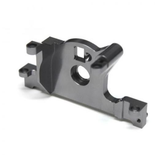 STRC Alum Motor Mount LCG Slash 4x4, Rally ,Gun Metal