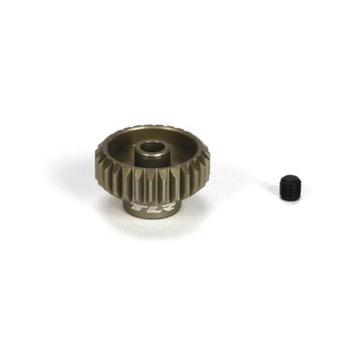 Team Losi Racing Pinion Gear 27T, 48P, AL