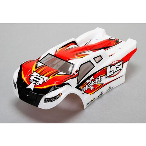 Losi Body Painted: Mini 8T