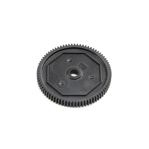 Team Losi Racing 78T Spur Gear, SHDS, 48P