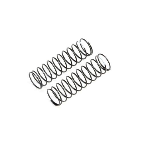 Team Losi Racing White Rear Springs, Low Frequency, 12mm (2)