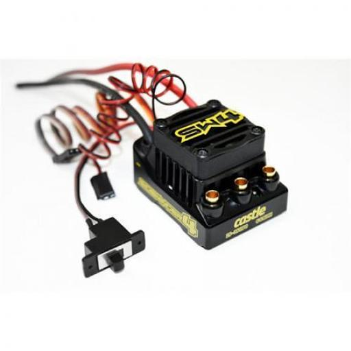 Castle Creations SW4, 12.6V, 2A BEC, WP Sensorless ESC